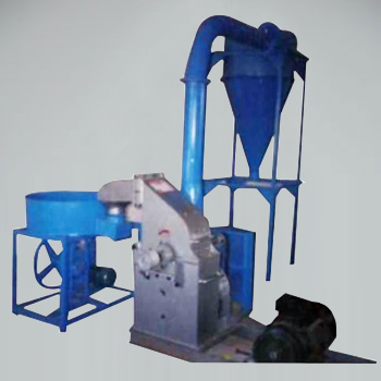 Automatic Suction Pulverizer